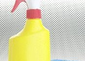 cleaner spray bottle