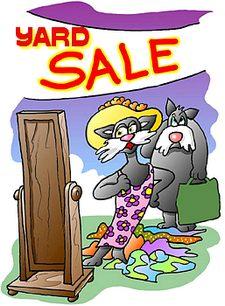 Yard Sale Etiquette