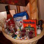 Homemade Theme Gift Baskets