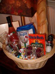 home warming basket