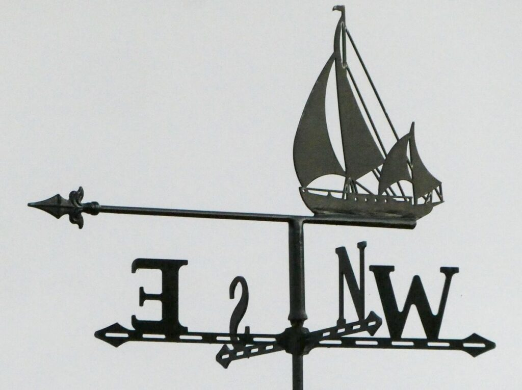 weathervane in Bournemouth
