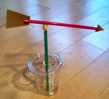 simple weathervane