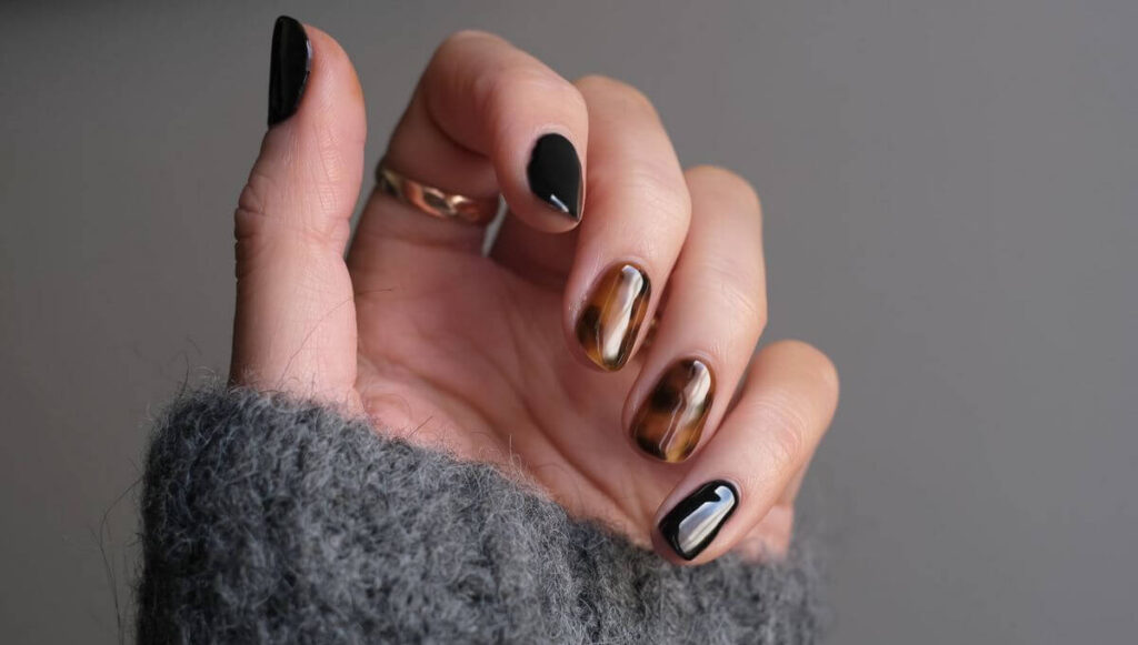 beautifully polished nails