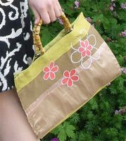 Recycled Tote Bag or Purse